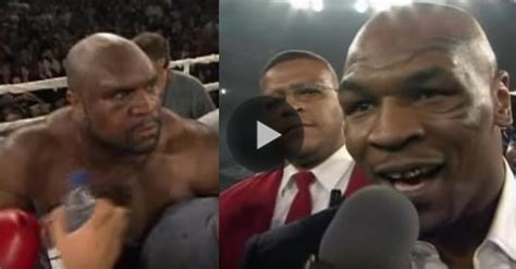 Mike Tyson To Fight Singer Tom Jones by Brawl Erupts When Bob Sapp Charges Mike Tyson Slaps Him