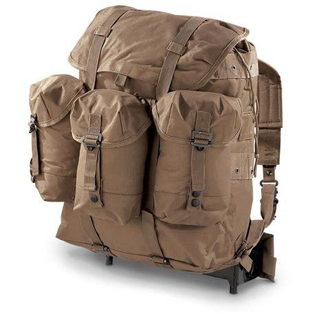 Army Backpack 3 In 2 u s style pack 616625 rucksacks