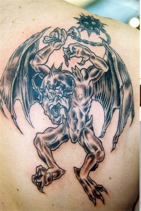 demon and angel tattoo designs tattoos designs ideas and meaning tattoos for you