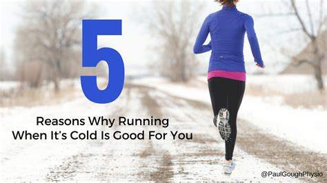 why is getting highlights good for you wiki 5 reasons why running when it s cold is good for you