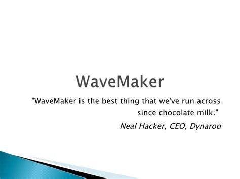 tutorial wavemaker wad wavemaker tutorial