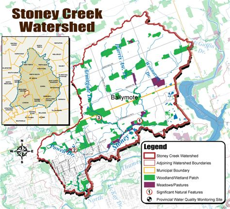 thames river watershed stoney creek watershed utrca inspiring a healthy