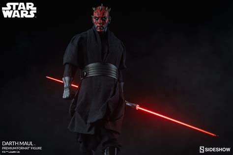 libro star wars darth maul at last he will have revenge sideshow reveals massive new
