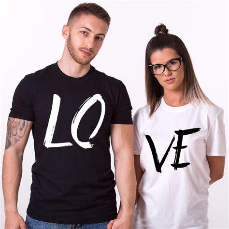 design a shirt couple new fashion men design a shirt matching couple t shirts