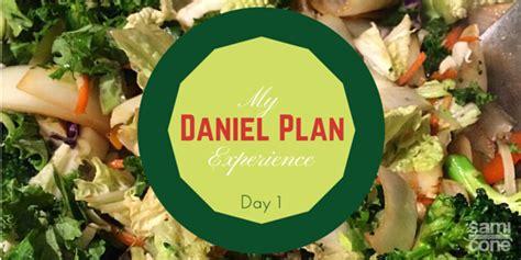 Daniel Plan Detox Smoothie by My Daniel Plan Experience Day 1 The O Jays Daniel O