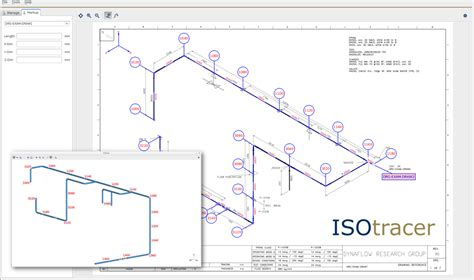 Plumbing Isometric Drawing Software by Isotracer Dynaflow Research