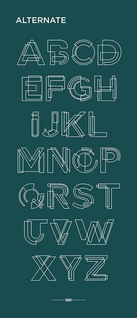 typography served tesla alternate here