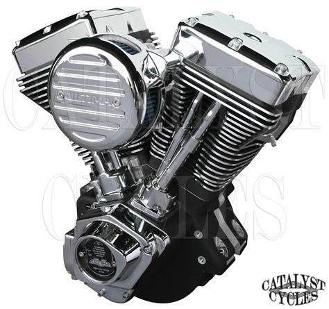 Used Harley Davidson Motors by Black 107 Quot Ultima Engine El Bruto Evolution Motor For