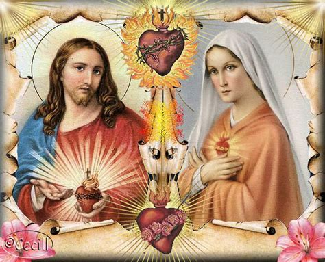 Imagenes Con Movimiento De Jesus Y Maria   adora al sant 237 simo en cardel jes 250 s eucarist 237 a y la virgen
