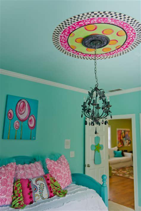 turquoise tween bedroom canton ga eclectic kids atlanta  ashley taylor home llc