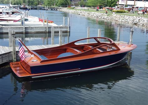 runabout boat pictures new wood boats the wooden runabout company