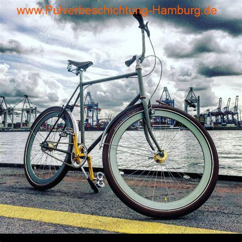 Fahrrad Lackieren In Hamburg by Pulverbeschichtung Hamburg Projekte
