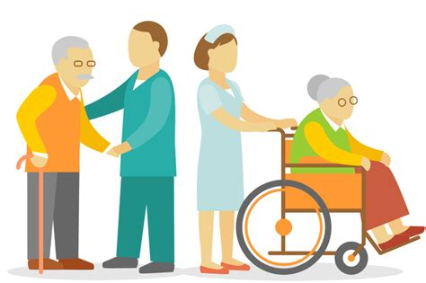 caring clipart home health aide caring home health aide