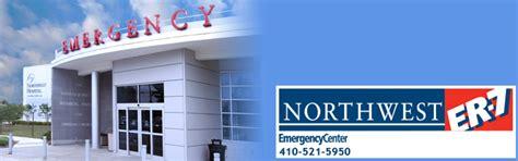 northwest hospital emergency room er 7 emergency center at northwest northwest