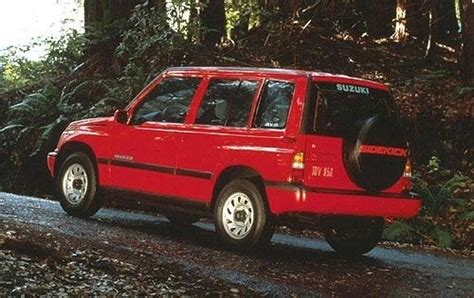 1997 Suzuki Sidekick Review Used 1997 Suzuki Sidekick For Sale Pricing Features