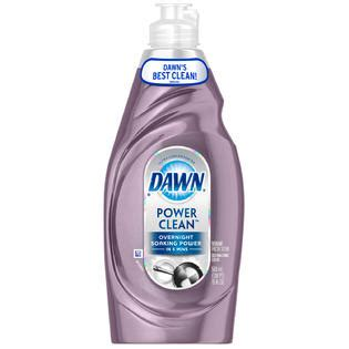 Detergent Cair Mamah Power Clean ultra power clean vibrant fresh scent dishwashing liquid 19 fl oz squeeze bottle food