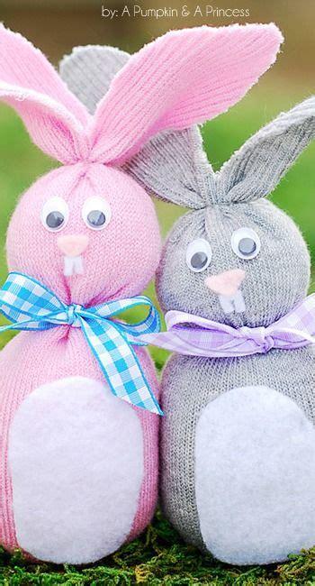 tutorial sock rabbit sock bunny tutorial easter bunny crafts