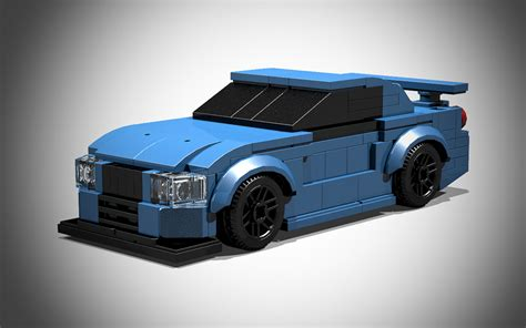 lego nissan lego nissan skyline r34 front yeah this is where i m
