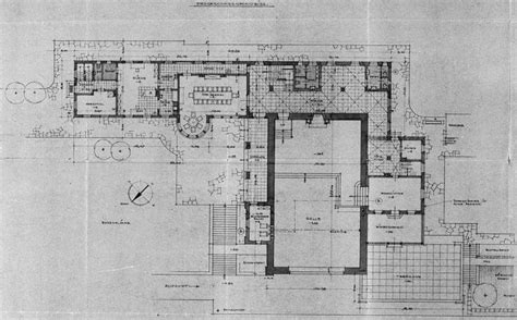 berghof floor plan refurbishment plans by architect alois degano der