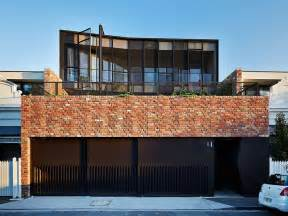 home design warehouse warehouse styled brick house in melbourne by jolson