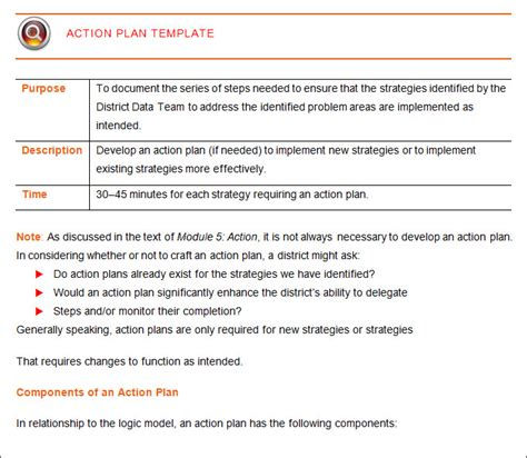 free corrective plan template corrective plan template 23 free word excel pdf