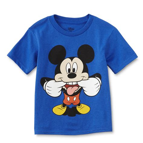 Hoodie Mickey Boy Cloth disney mickey mouse toddler boy s graphic t shirt