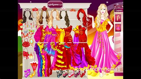 online games dress up game youtube