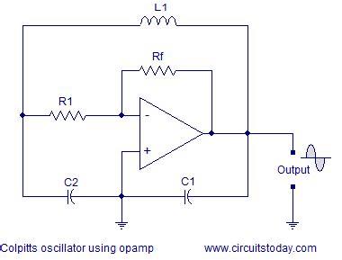 oscillator layout guide op oscillator 28 images oscillator circuit page 3