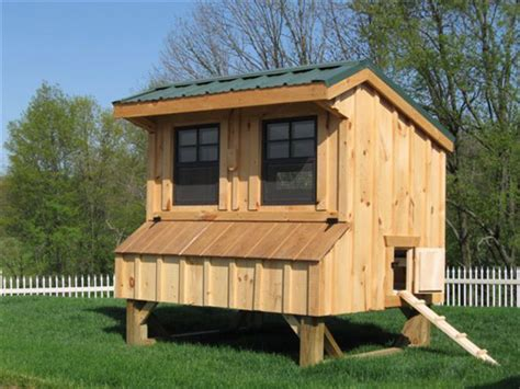 Chicken Coops Here S A Cute Backyard Chicken Coop Best Chicken Coop Design Backyard Chickens