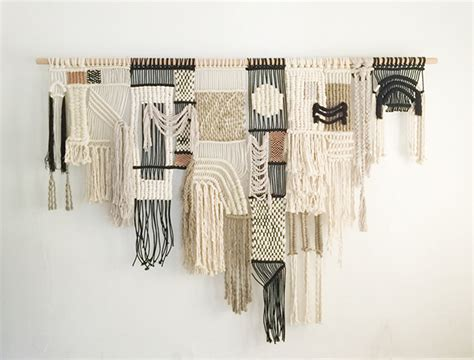 Come Macrame With Me - a slight hitch macram 201 vs weaving molly and the wolf