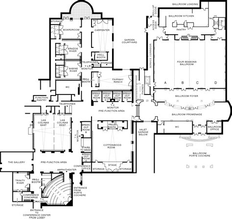 one arts plaza floor plans hitheater