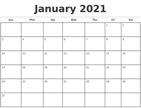printable monthly calendar january november 2020 print free calendar