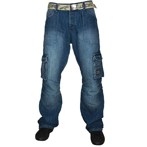 comfort fit mens jeans new mens blue rawcraft c603593vb comfort fit jeans all