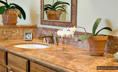 gold granite bathroom vanities vanity counter