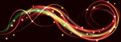 Spectrum Background Check Set Of Neon Spectrum Design Vector Background Free Vector