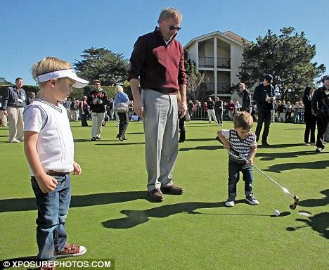 the golf swing by roy mcavoy kevin costner revisits tin cup movie role as he tees off