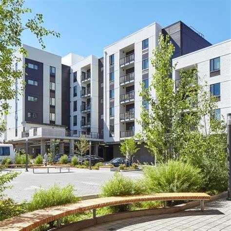 Low Income Senior Housing by Golocalpdx Portland Development Agency Opens New Low