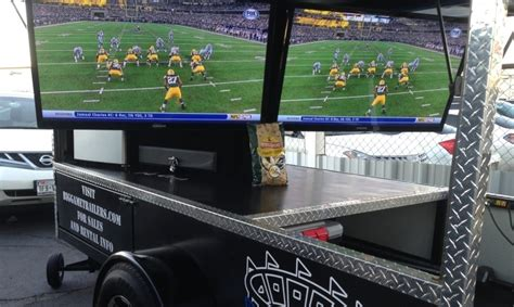 national chionship tailgate rental how much does it cost