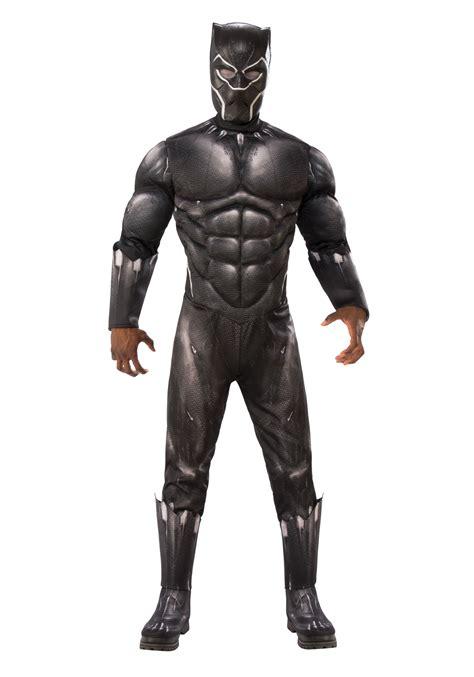 jaguar costume deluxe black panther costume