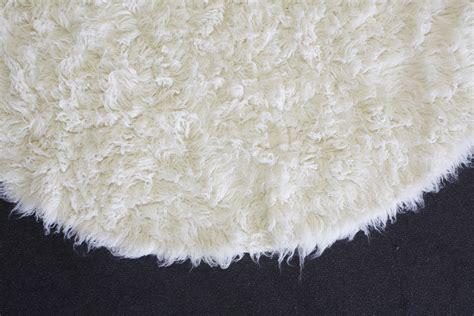 flokati teppich flokati floor carpet oval 110x180cm 1500 g m