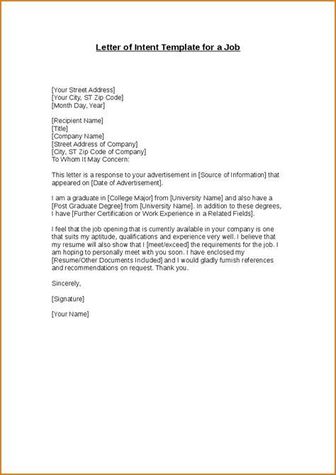 nursing letter of intent internship application letter here is a