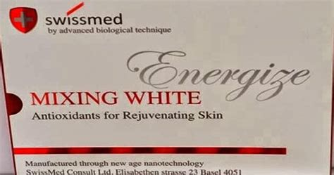Mixing White Energize cik bebeq shop swissmed energize mixing white