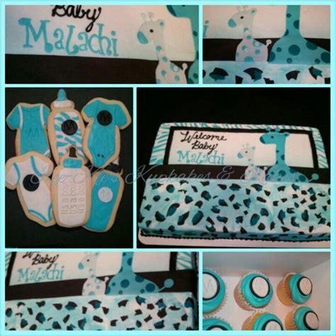 Blue Safari Baby Shower Ideas by Blue Safari Baby Shower Baby Shower Ideas