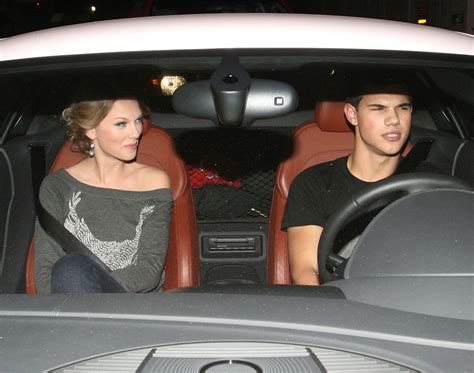 taylor swift la dates photos of taylor lautner and taylor swift on a date in la
