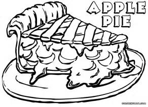 pie coloring pages coloring pages to download and print
