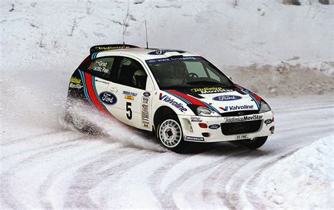 Ford Rally by Farewell Ford Focus Rs Rally Car Evo