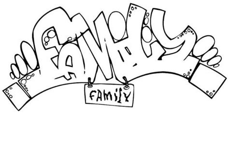 crazy graffiti coloring pages crazy graffiti alphabet clipart best