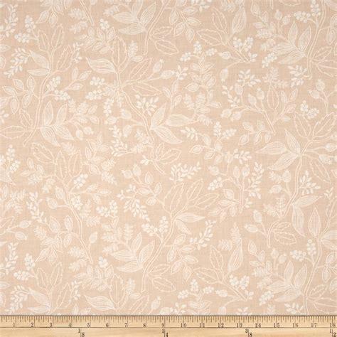 cotton steel rifle paper co les fleurs