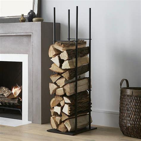 Indoor Firewood Rack by Pretty Firewood Storage Ideas Diy Network Made