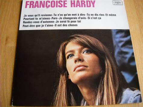 francoise hardy if we are only friends francoise hardy 2 lp s dutch only clubpressing and